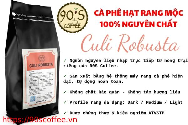 san pham cua 90s coffee luon duoc danh gia cao