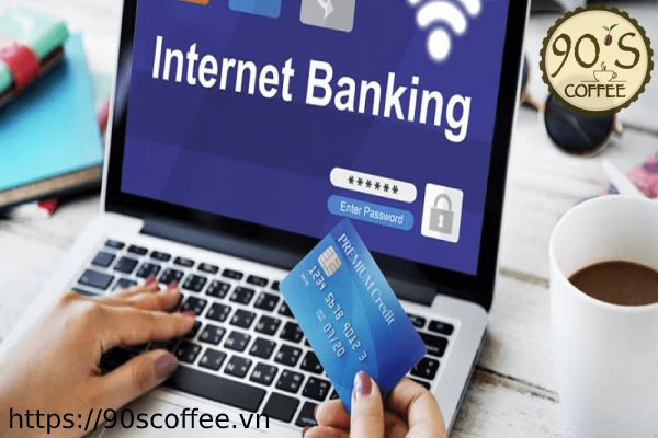 Chuyen khoan qua internet banking.