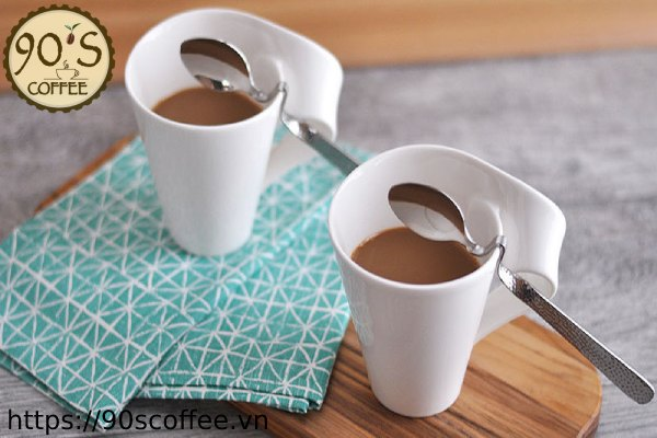 espresso se lam cho mon thach cua ban thom ngon hon