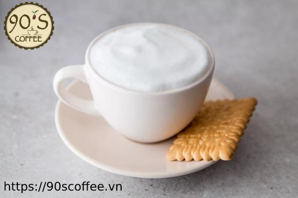 Cafe thom ngon chuan vi.
