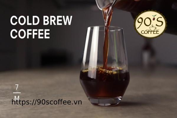 su khac biet cua cold brew coffee