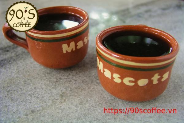 hinh thuc tach mexican coffee ngon dung chuan