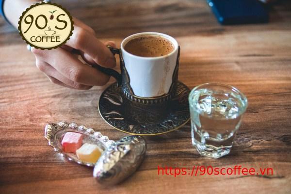 thuong thuc turkish coffee la net van hoa cua nguoi dan tho nhi ky