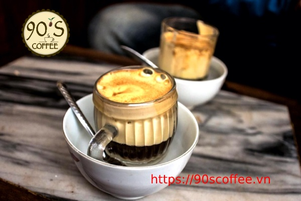 vietnamese egg coffee la su ket hop giua ca phe va trung